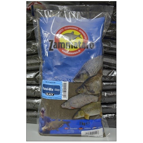 Zammataro Kanal Mix Black 1kg