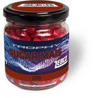 Zebco Trophy Sugar Mais rot Liver 125g