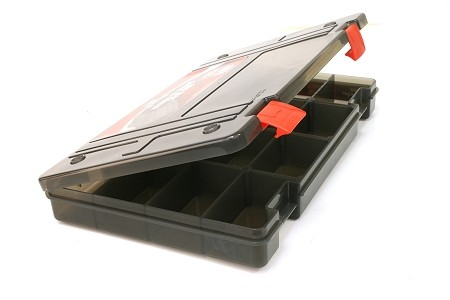 Fox Rage Stack 'n Store Lure Box 16 Comp Large Shallow
