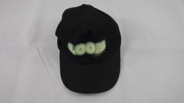 B-Ware WFT Loom Cap schwarz