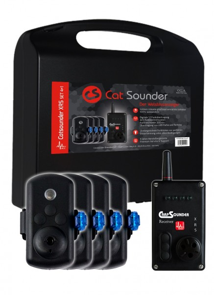 Cat Sounder XRS Funk-Set 4+1