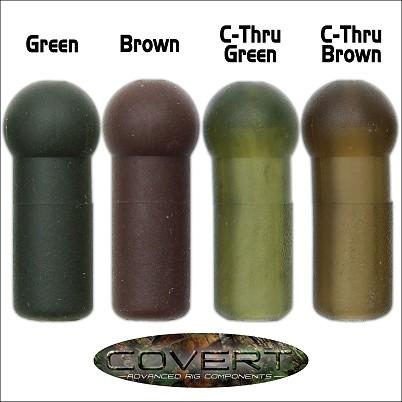 Gardner Covert Buffer Beads C-Thru brown
