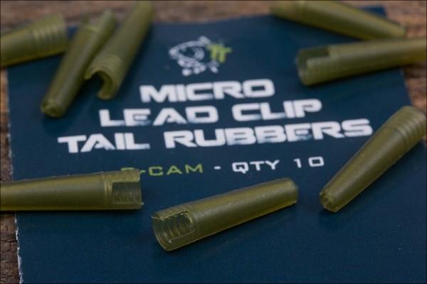 Nash Tackle Micro Lead Clip Tail Rubber