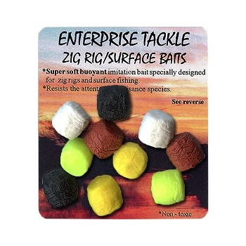 Enterprise Tackle Zig Rig/Surface mixed Colours