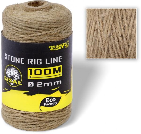 Black Cat Stone Rig Line 2,00mm