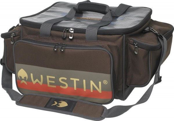 Westin W3 Jumbo Lure Loader Large Grizzly Brown/Black