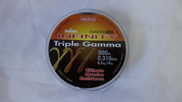 B-Ware Daiwa Infinity Trible Gamma 300m 0,310mm 6,5kg