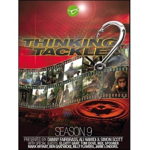 Korda Thinking Tackle DVD Season 9