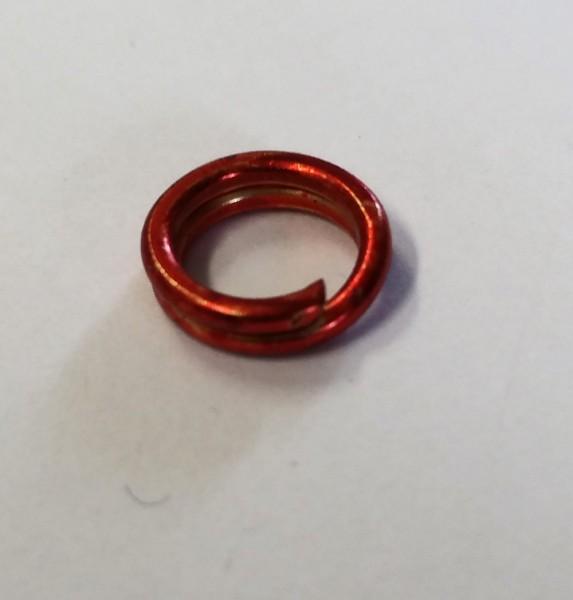 Profiblinker xxx Splintringe rot 6mm