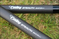Century Stealth Carbon Throwing Stick 17mm Short