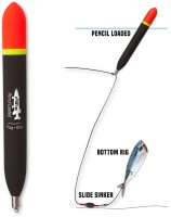 Mr. Pike Pencil Loaded schwarz 8g 150mm