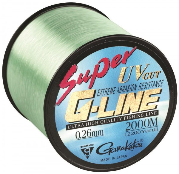 Gamakatsu Super G-Line 0.22mm 100m