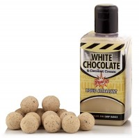 Dynamite Baits Liquid Attractant WhiteChoc&Coconut 250ml