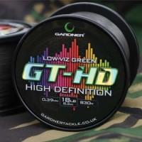 Gardner GT-HD Low-Viz Green 0,33mm 12lb 1150m