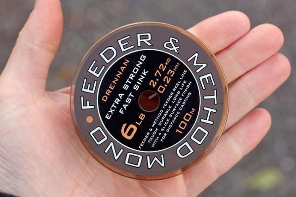 Drennan 250m 12lb 0,309mm Feeder Method Mono