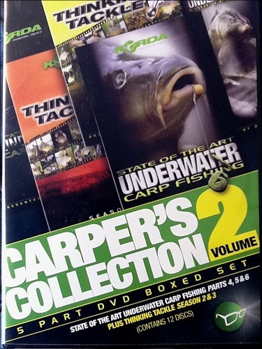 Korda Carpers Collection Volume 2