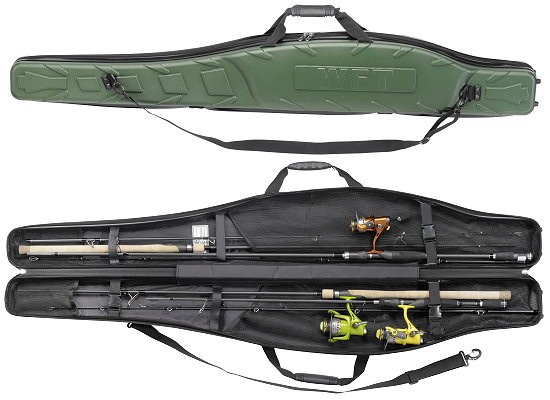 WFT Rod Case 150cm Green