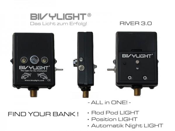Bivylight Rod Pod Marker River 3.0 Black