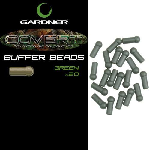 Gardner Covert Buffer Beads Green