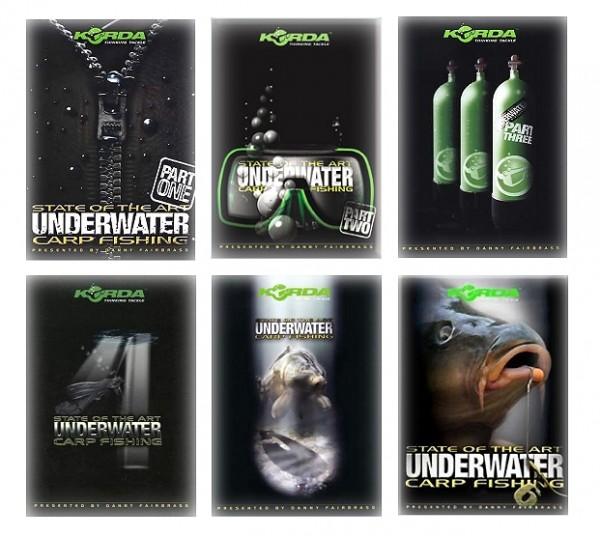 Korda Underwater Part 5 DVD