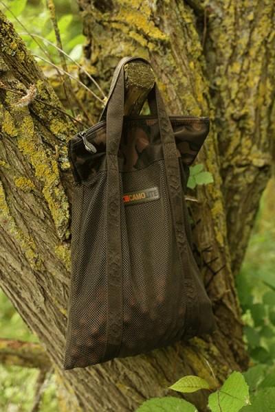 Fox Camolite Air Dry Bag + Hookbait Bag Large