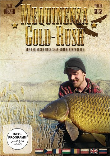 Blu-ray Disc Mequinenza Gold Rush