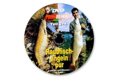 Profiblinker DVD Raubfisch pur 3/4