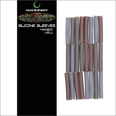 Gardner Covert Silicone Sleeves Grau