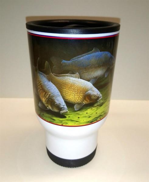 Gardner Three Cautious Carp Mug Thermal