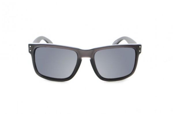 Fortis Bays Polarised Sunglasses - Smoke (Grey)