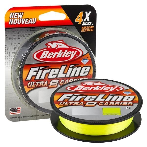 Berkley Fireline Ultra 8 Fluo Green 150m