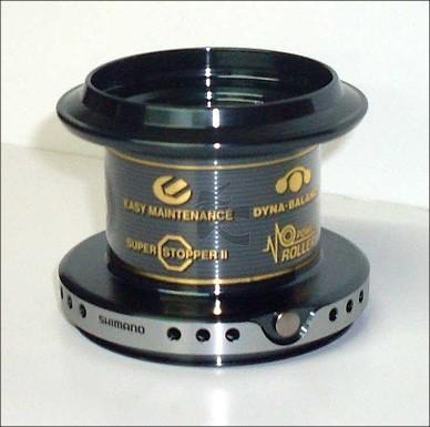Shimano Big Baitrunner XT-A Longcast Ersatzspule