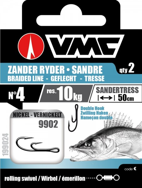 VMC Zandervorfach Kevlar Ryder Size 4