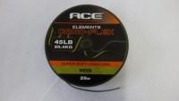 B-Ware ACE Camo-Flex Soft Lead Core Leader 45-25