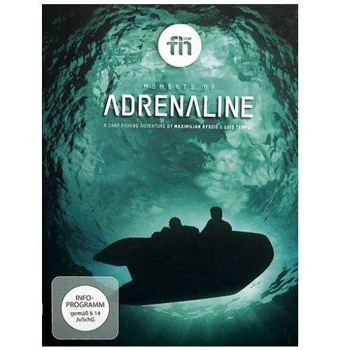 DVD Moments of Adrenaline by Maximilian Byszio u. Luis Tempel