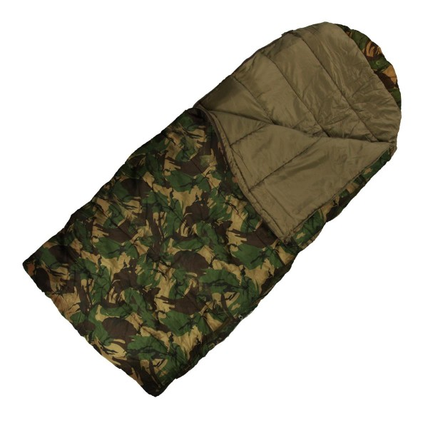 Gardner Camo Crash Bag 3 Season Sleeping Bag