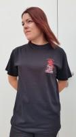 AZ T-Shirt Catfish 21 schwarz