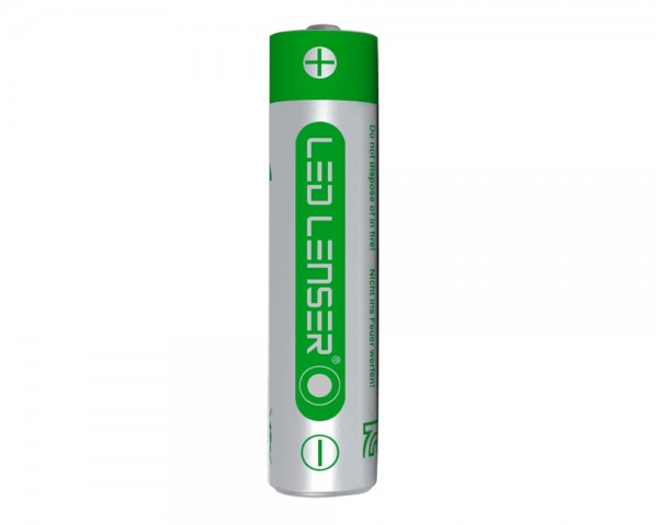 LED Lenser Li-Ion Rechargeable Battery 3,7V / 750mAh