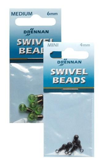 Drennan Swivel Beads Medium 6mm