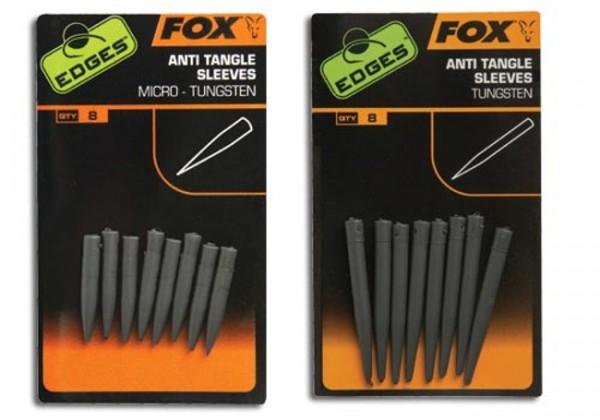 Fox Edges Tungsten Anti Tangle Sleeve Micro