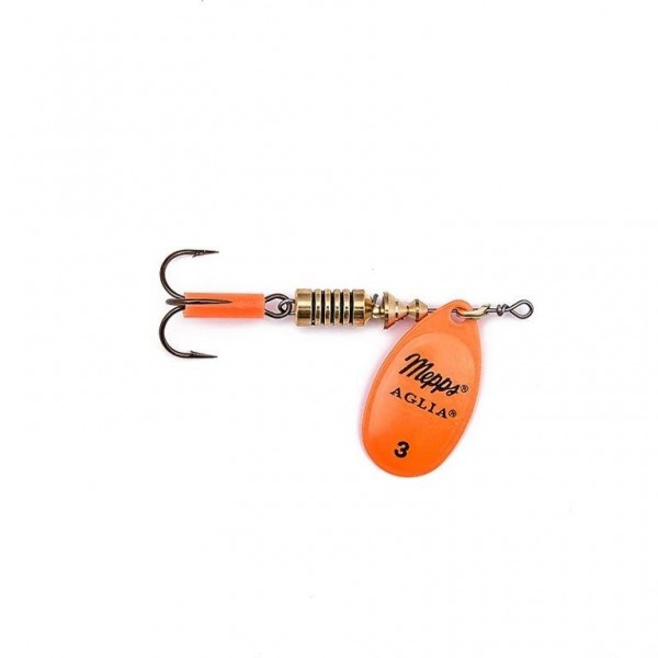Mepps Aglia Fluo orange Gr.1 3,5g