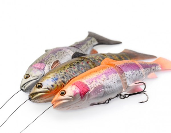Savage Gear 4D Line Thru Trout 20cm 98g MS 01-Rainbow
