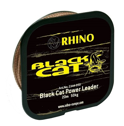 Black Cat Power Leader 20m