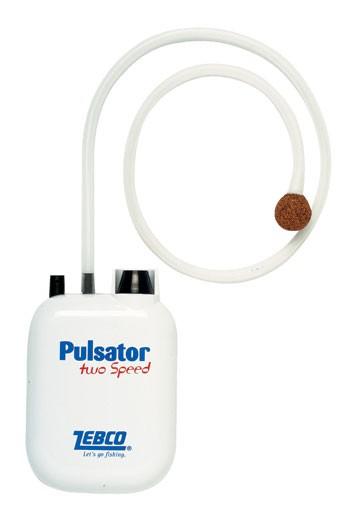 Zebco Pulsator 2-Speed