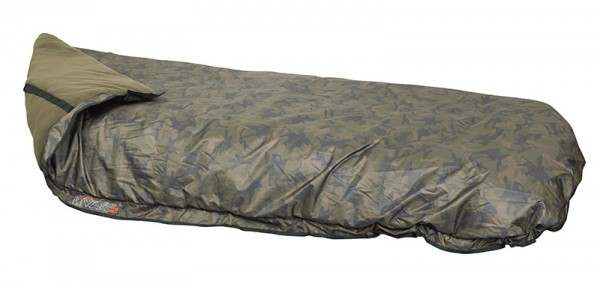 Fox VRS3 Camo Thermal Sleeping Bag Cover