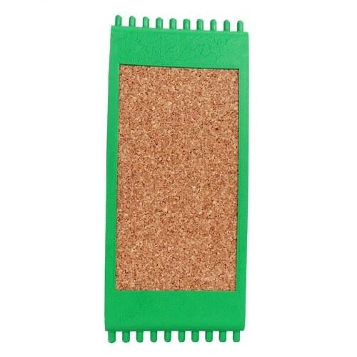 Behr Vorfach Aufwickler mit Korkeinlage grün