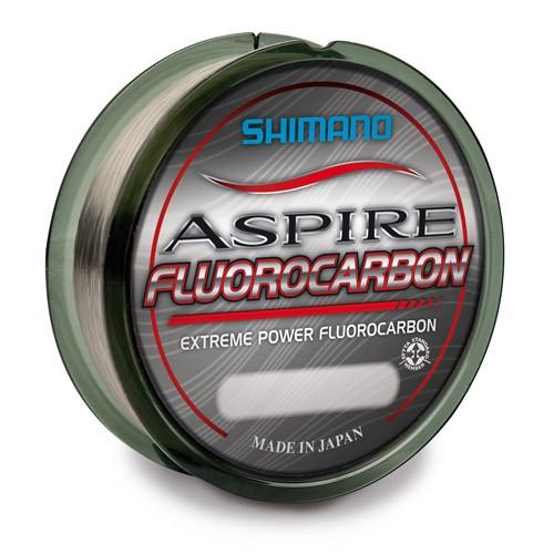 B-Ware Shimano ASPIRE Fluocarbon 50m 0.12mm