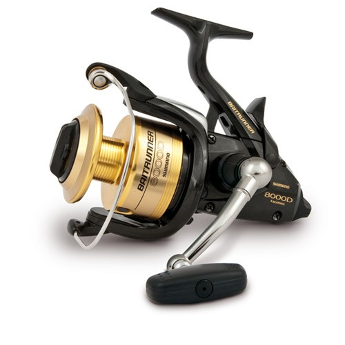 Shimano USA Baitrunner 8000D EU Model