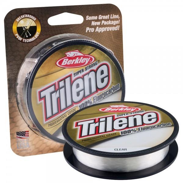 Berkley Trilene Fluorocarbon Clear 0,28mm 5,9kg 50m