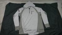 B-Ware IC Doiyo UV-Shirt weiß/grau Gr. L